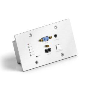 PT-HDBT-701-TXWP-PureTools-HDBaseT-Wallplate-Transmitter-HDMI-VGA-Eingaenge-4K-40m-4K-7-1